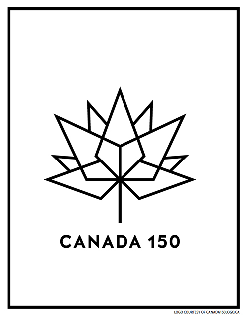 LOGO COURTESY OF CANADA150LOGO.CA